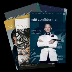 MI6 Confidential Magazine