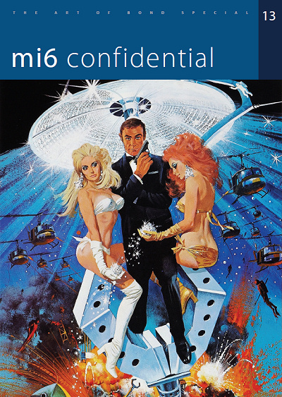 Issue 13: James Bond art
