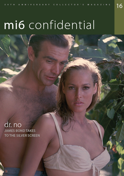 Issue 16: James Bond 007 in Dr. No