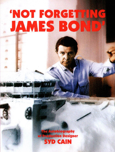 Not Forgetting James Bond