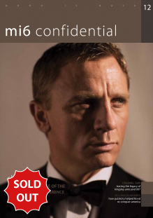 Issue 12 of MI6 Confidential, James Bond Magazine