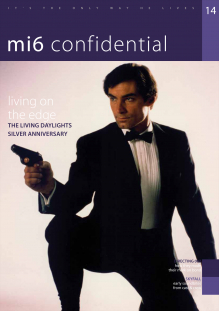 Issue 14 of MI6 Confidential, James Bond Magazine