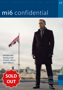 Issue 17 of MI6 Confidential, James Bond Magazine