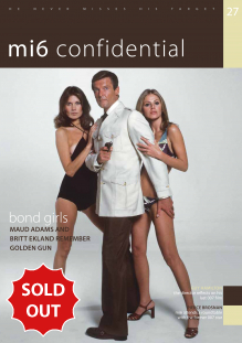 Issue 27 of MI6 Confidential, James Bond Magazine