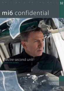 Issue 32 of MI6 Confidential, James Bond Magazine