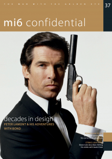 Issue 37 of MI6 Confidential, James Bond Magazine