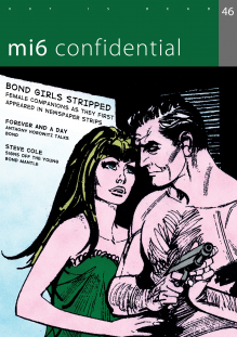 Issue 46 of MI6 Confidential, James Bond Magazine